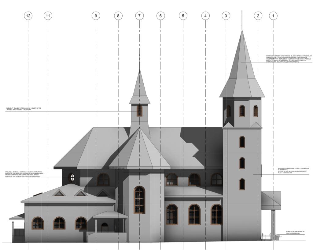 Elewacja-północna-nowej-Świątyni-1024x819